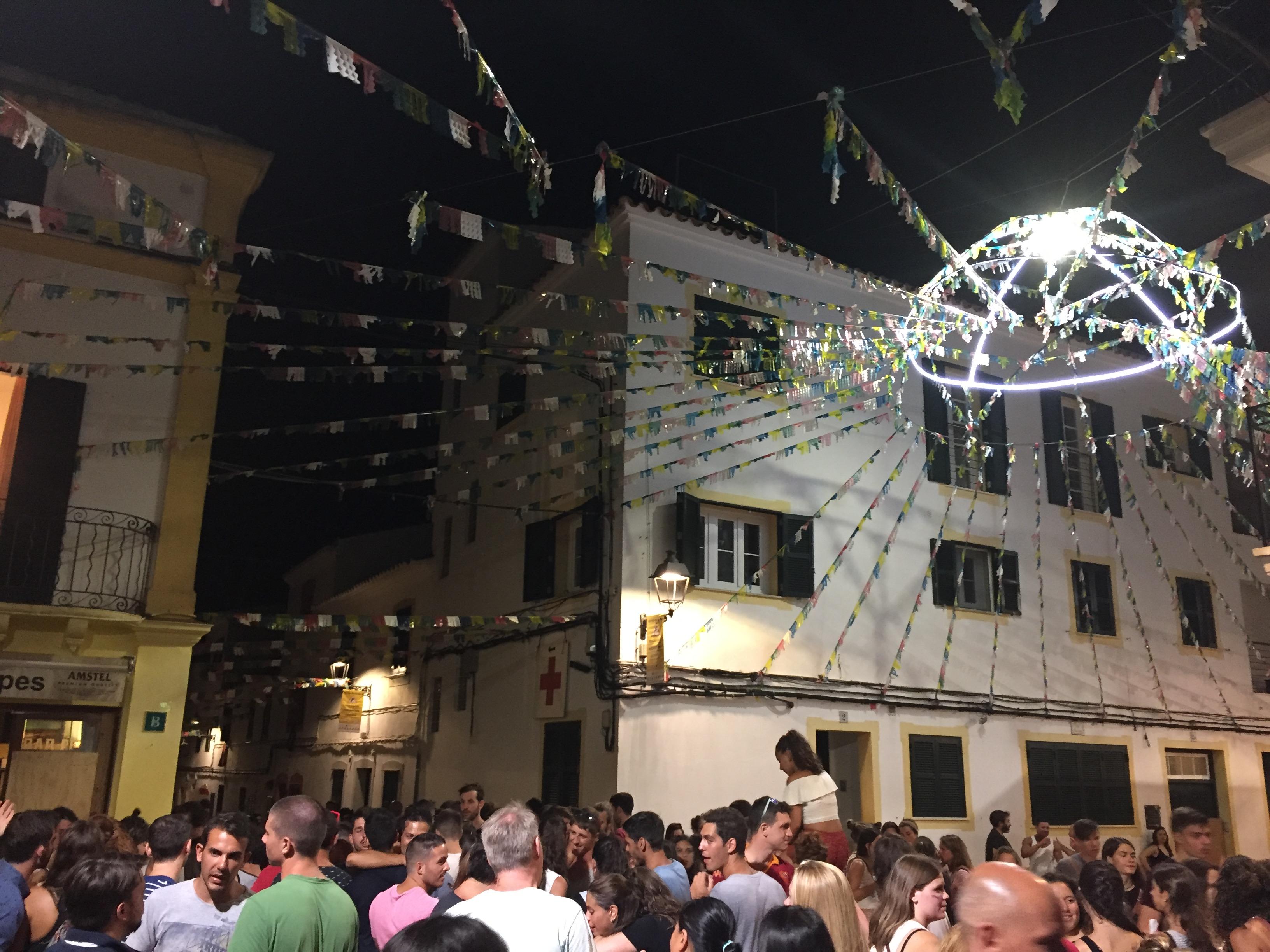07292017 Nigh Festes de Sant Cristófol Es Migjorn (4)