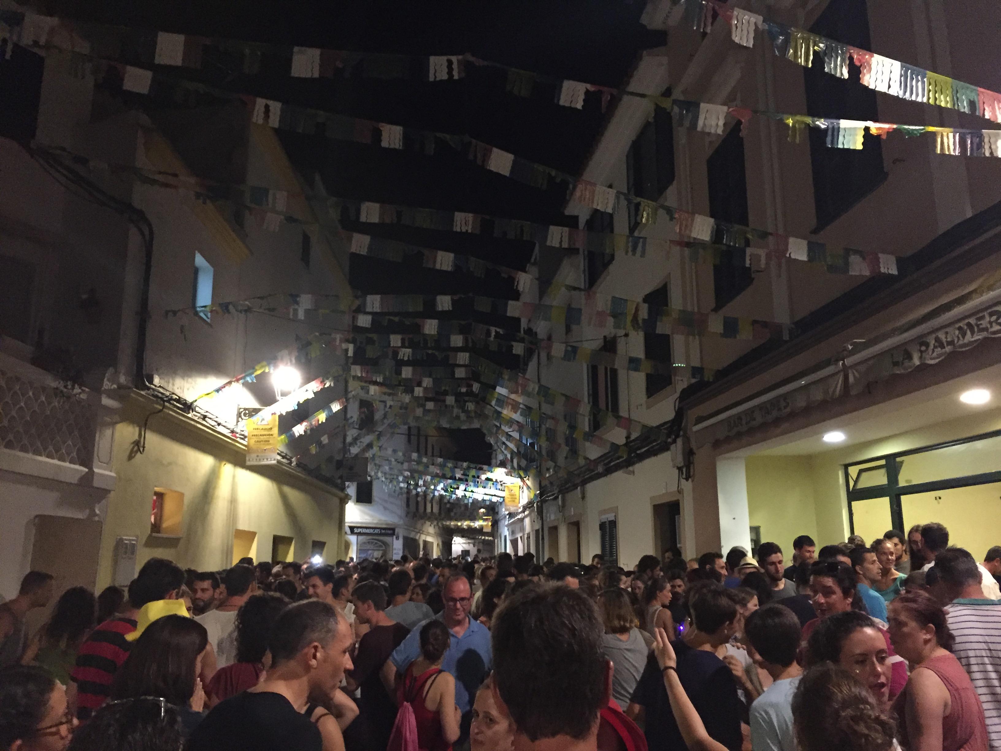 07292017 Nigh Festes de Sant Cristófol Es Migjorn (6)