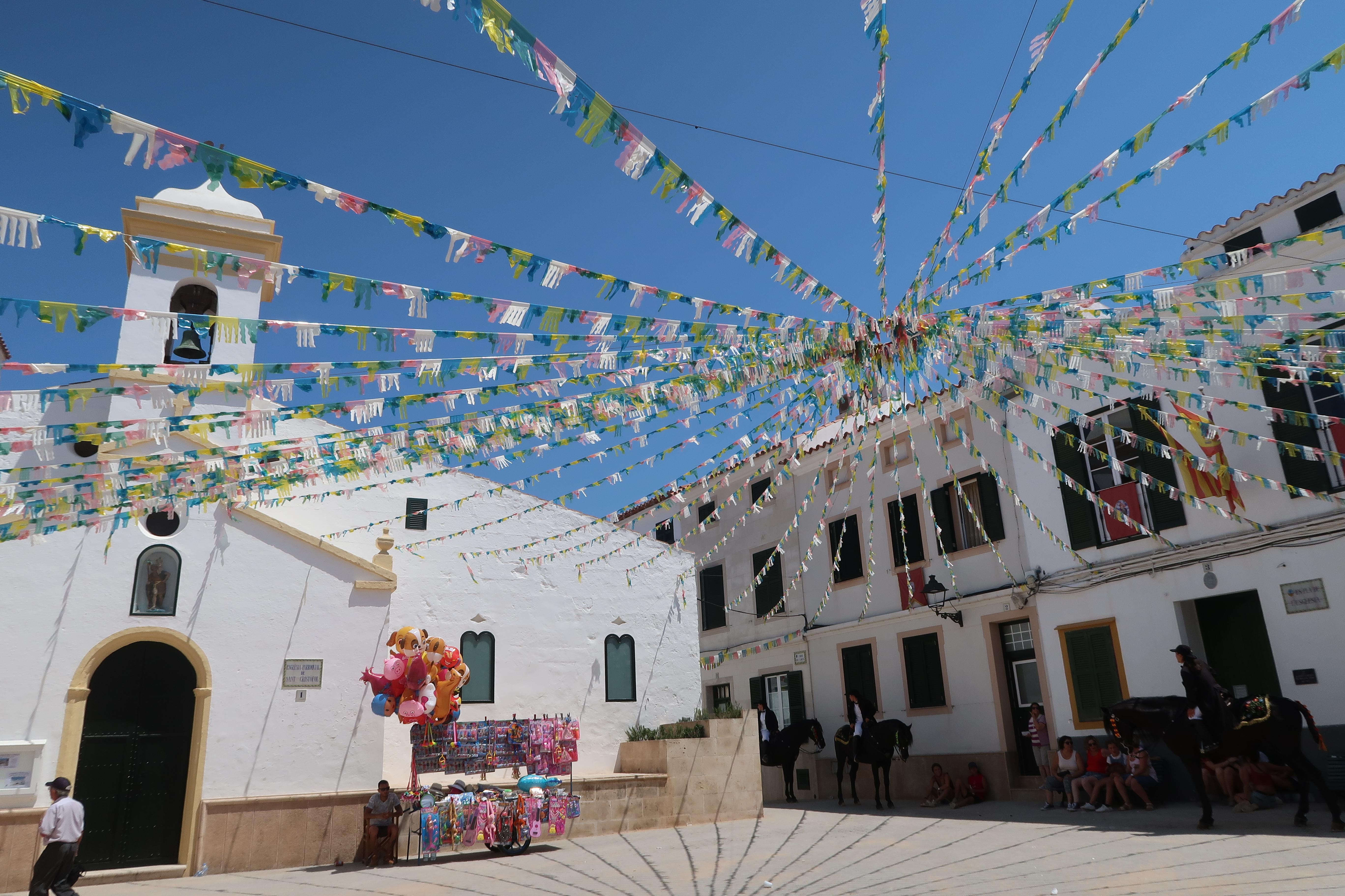 07302017 Festes de Sant Cristófol Es Migjorn