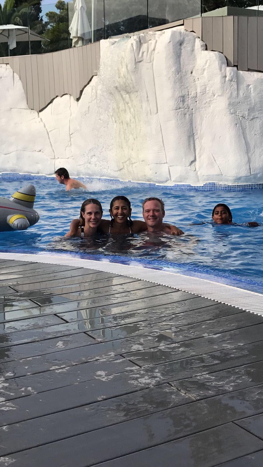 07312017 Pool Time
