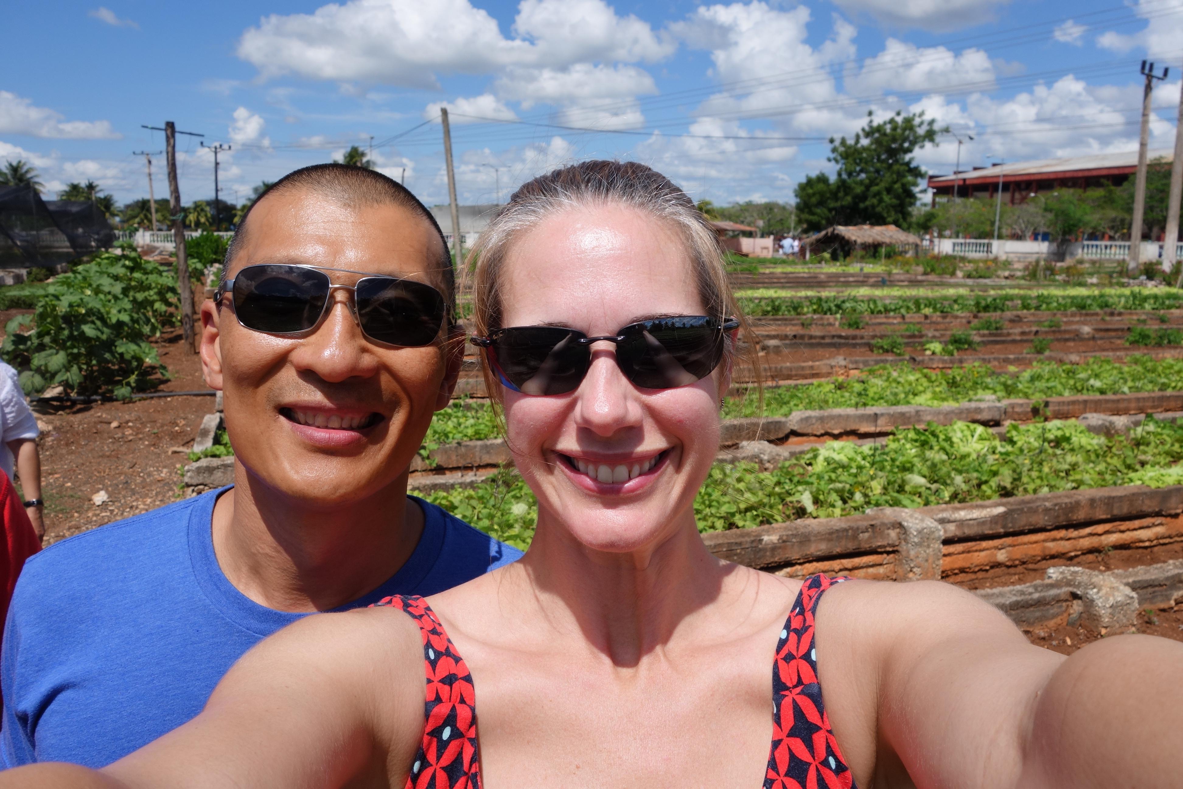 05.26 Daily Selfie Garden