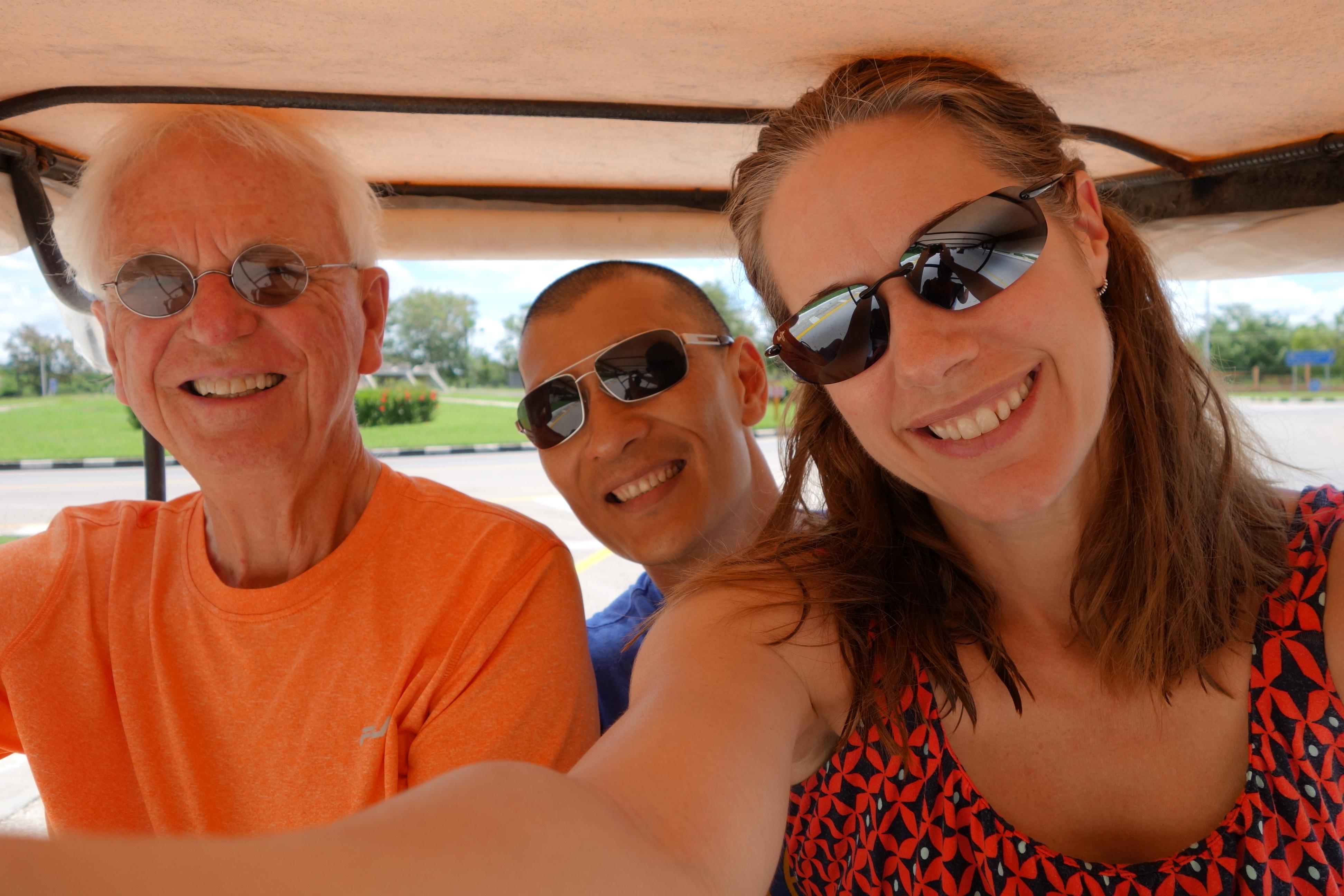05.26 Pedicab Trip
